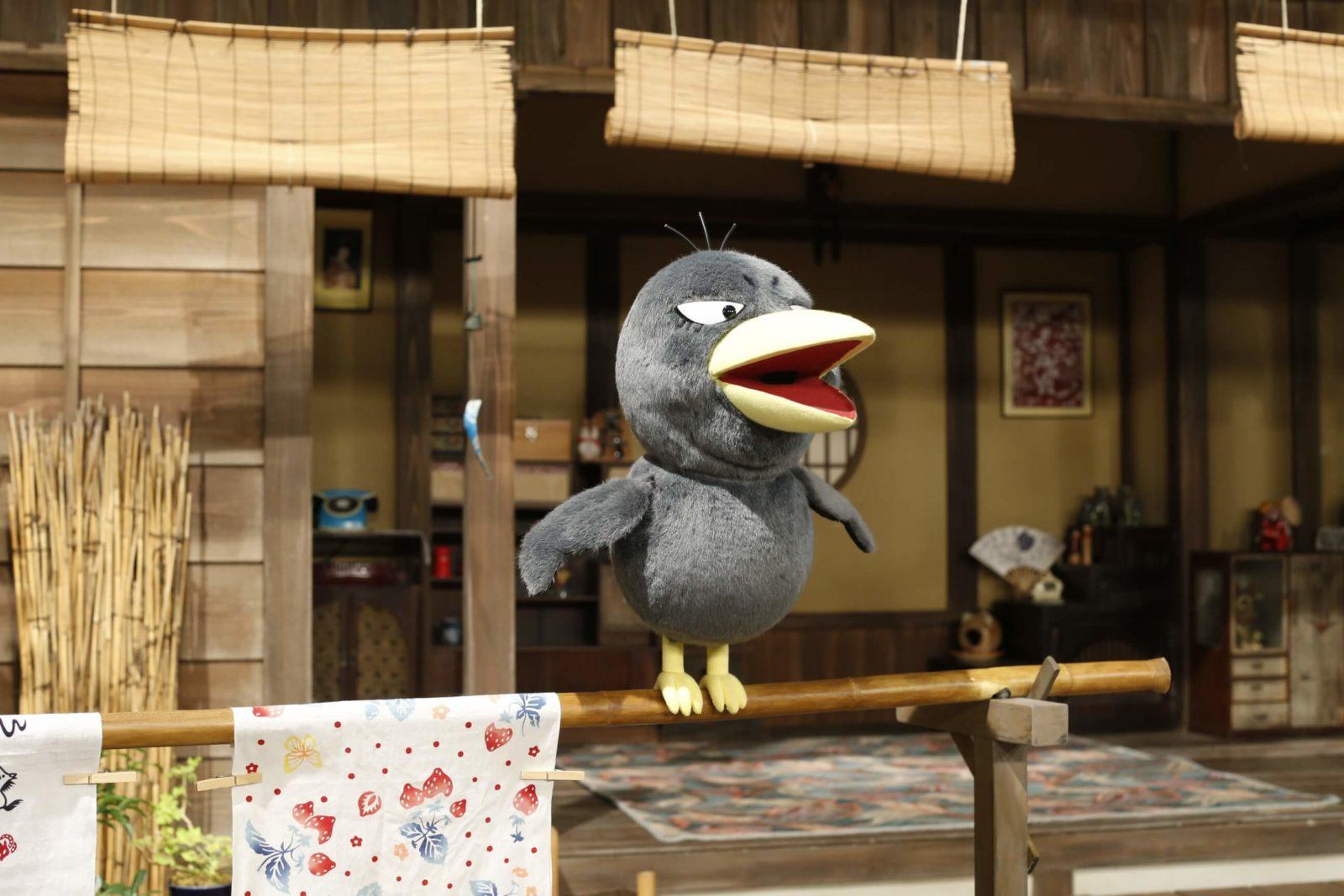 「チコちゃんに叱られる!」のキョエ、CDデビューサムネイル画像