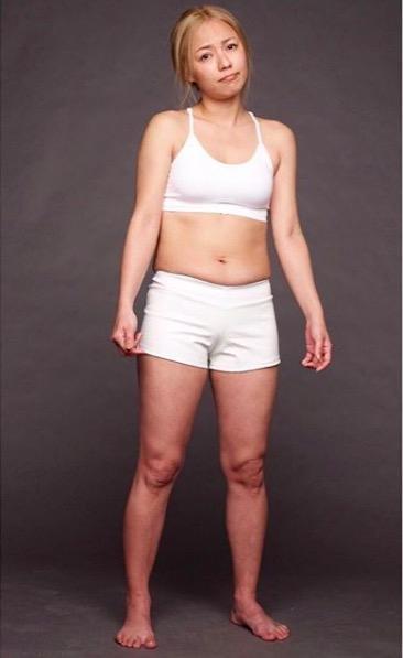 「仕上がり方がすんごい」MAX・LINA、42歳で6.5kg減の肉体改造ビフォーアフター写真公開に大きな反響「まさに美ボディ」