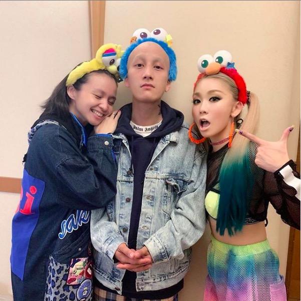 「素敵な写真」倖田來未、妹・misono&Nosuke夫妻との3ショット公開で反響「仲良し家族」サムネイル画像
