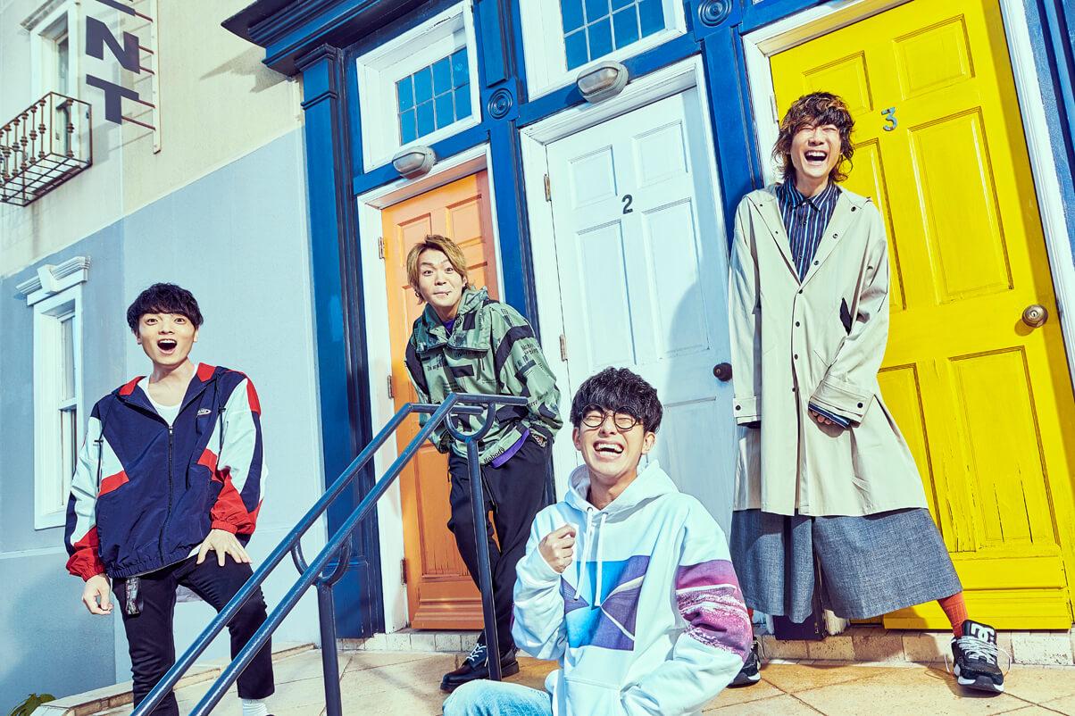 BLUE ENCOUNT、ミニ・アルバム『SICK(S)』のアートワークを公開
