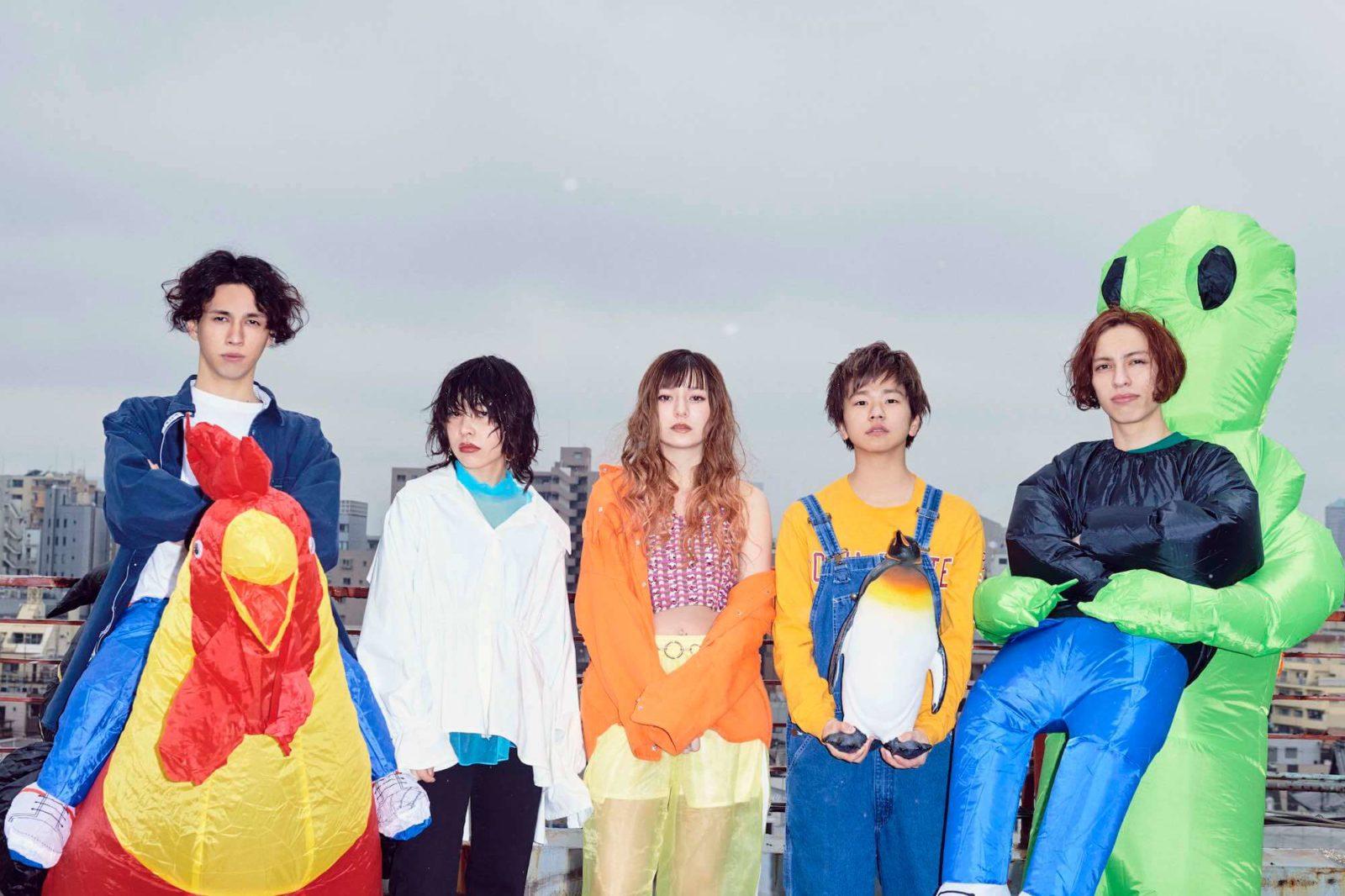 長野発FAITH「Yellow Road」を突き進むMV公開&ツアーゲスト第1弾発表サムネイル画像