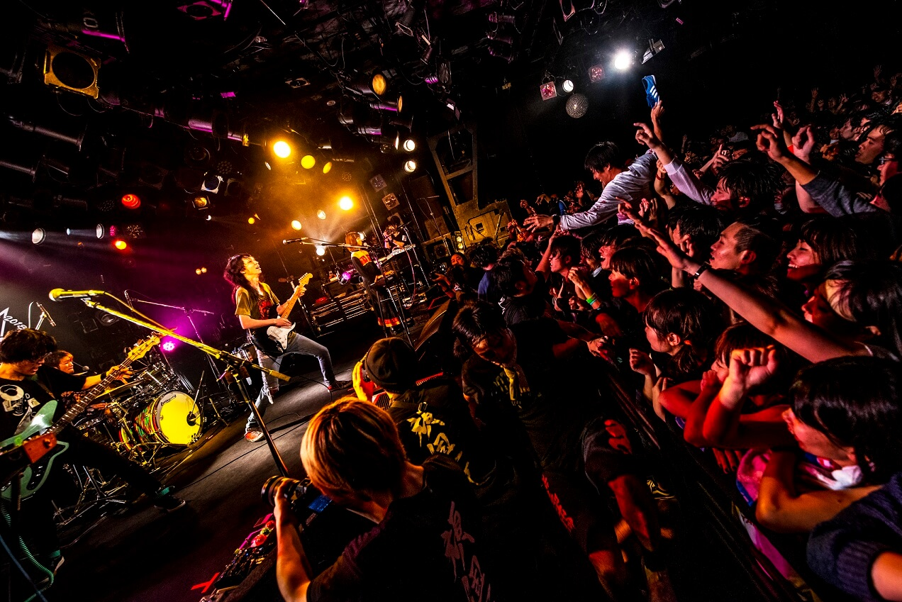 Wienners、バンド初となる全国2マンツアー『BATTLE AND UNITY TOUR 2019』を開催サムネイル画像