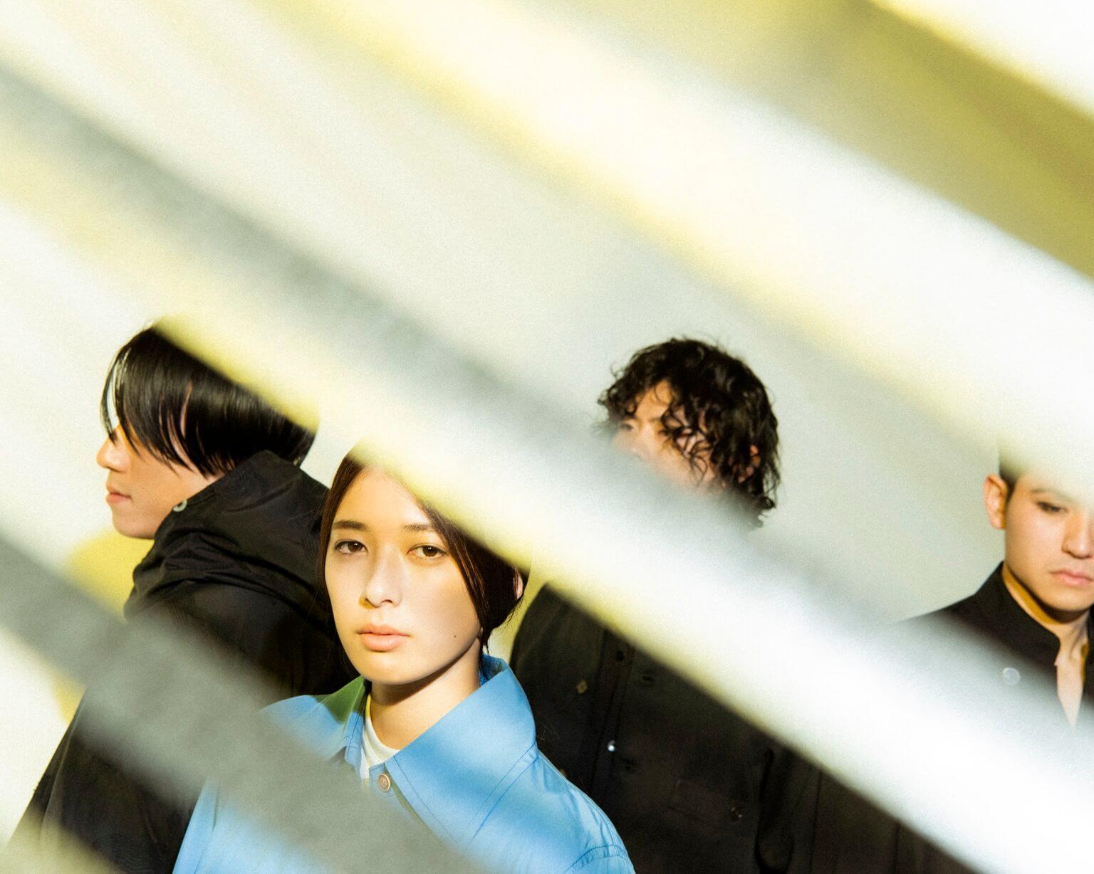 集団行動、アルバム発売記念の「SUPER LINE LIVE」特番決定サムネイル画像