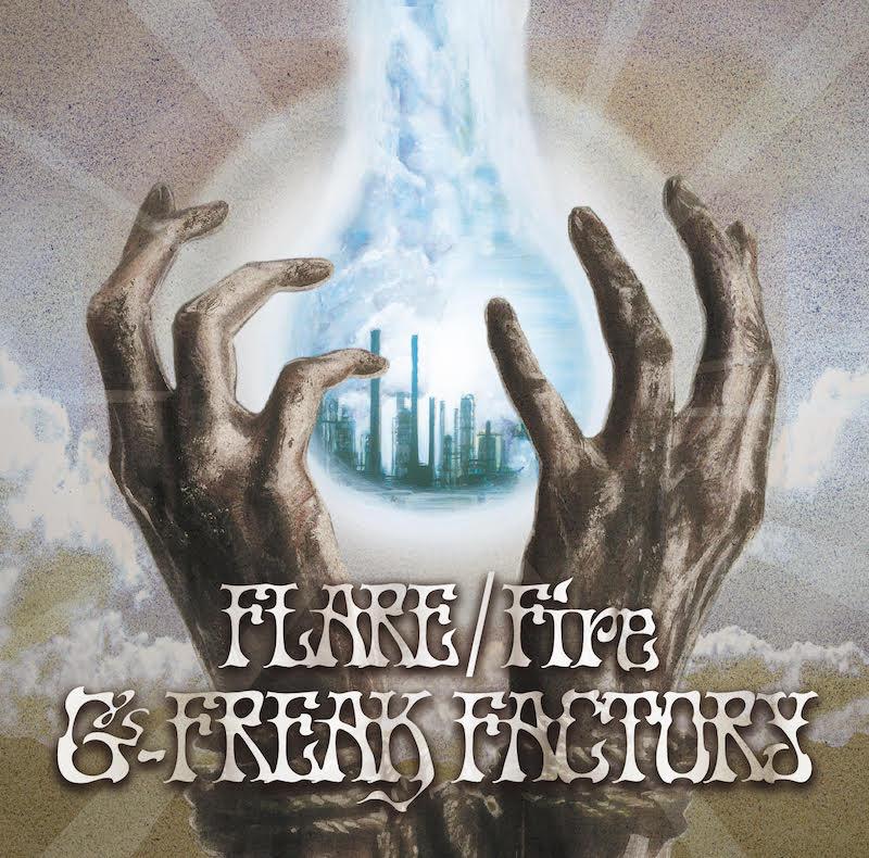 G-FREAK FACTORY、ダブルA面シングル「FLARE/Fire」初回限定盤DVD収録「山人音楽祭2018」のティザー映像を公開サムネイル画像