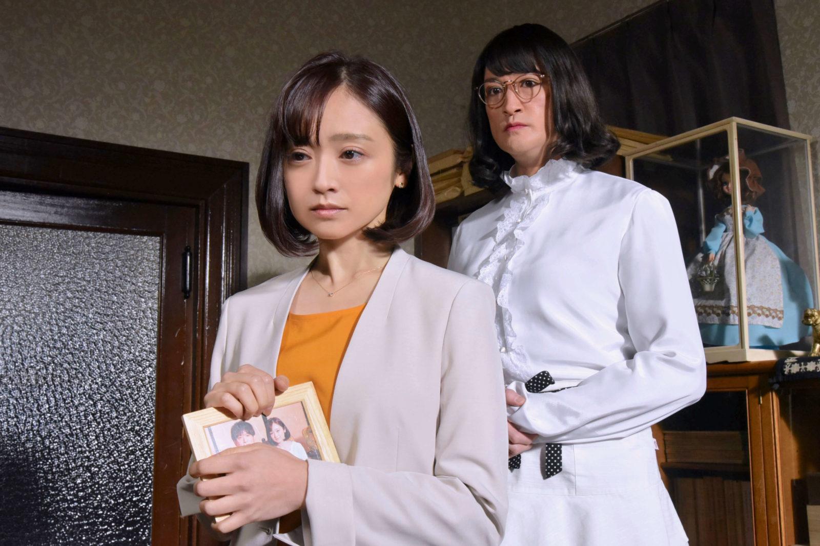『家政夫のミタゾノ』第5話に安達祐実が登場!怪しげな女性を熱演サムネイル画像