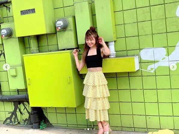AAA宇野実彩子、美ウエスト際立つ写真にファン歓喜「細すぎ〜!!」「綺麗」