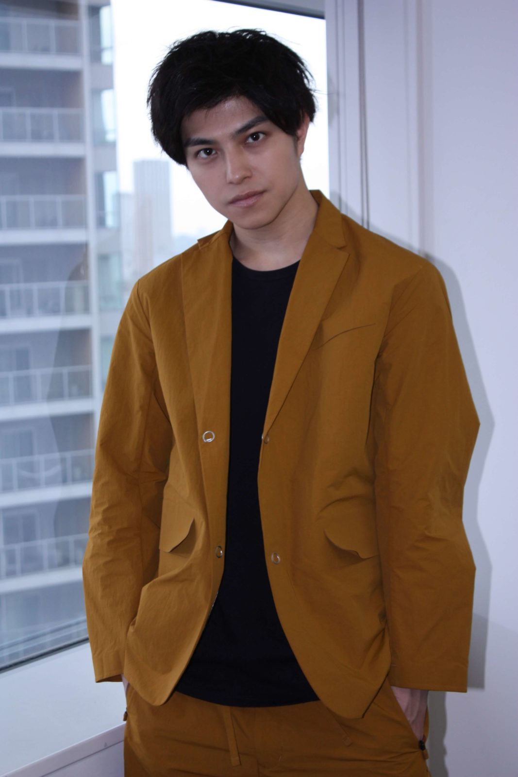 ドラマ『向かいのバズる家族』で内田理央の弟を演じる那智、初出演ドラマとこれからについて語る画像96336