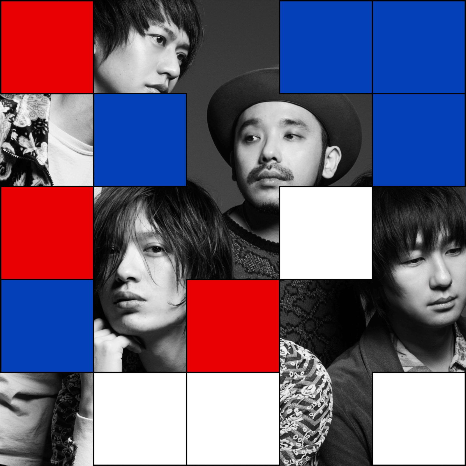 NICO Touches the Walls、6月5日発売New Albumから収録曲の先行配信スタートサムネイル画像