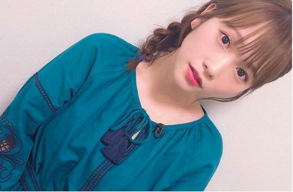 川栄李奈、ゆる三つ編みのヘアアレンジ写真公開に反響「可愛すぎるよ!!」「マジ天使」サムネイル画像