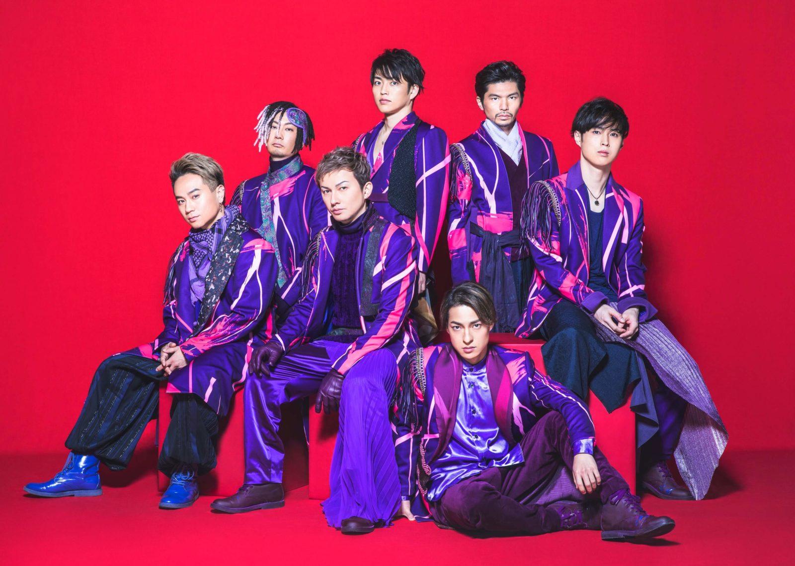 DA PUMP、17年10カ月ぶりとなる大阪城ホール公演がWOWOWで独占生中継サムネイル画像