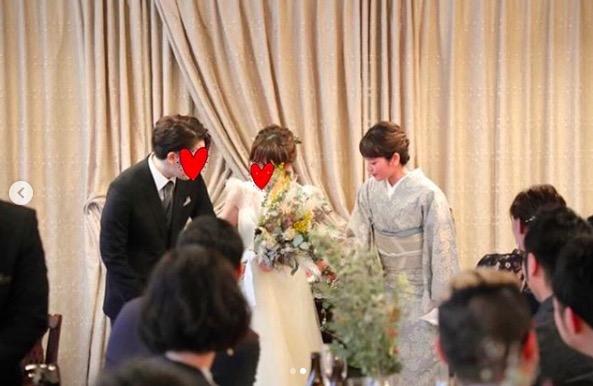 筧美和子、姉の結婚式での着物ショット公開に反響「似合いすぎー」「和服美人」