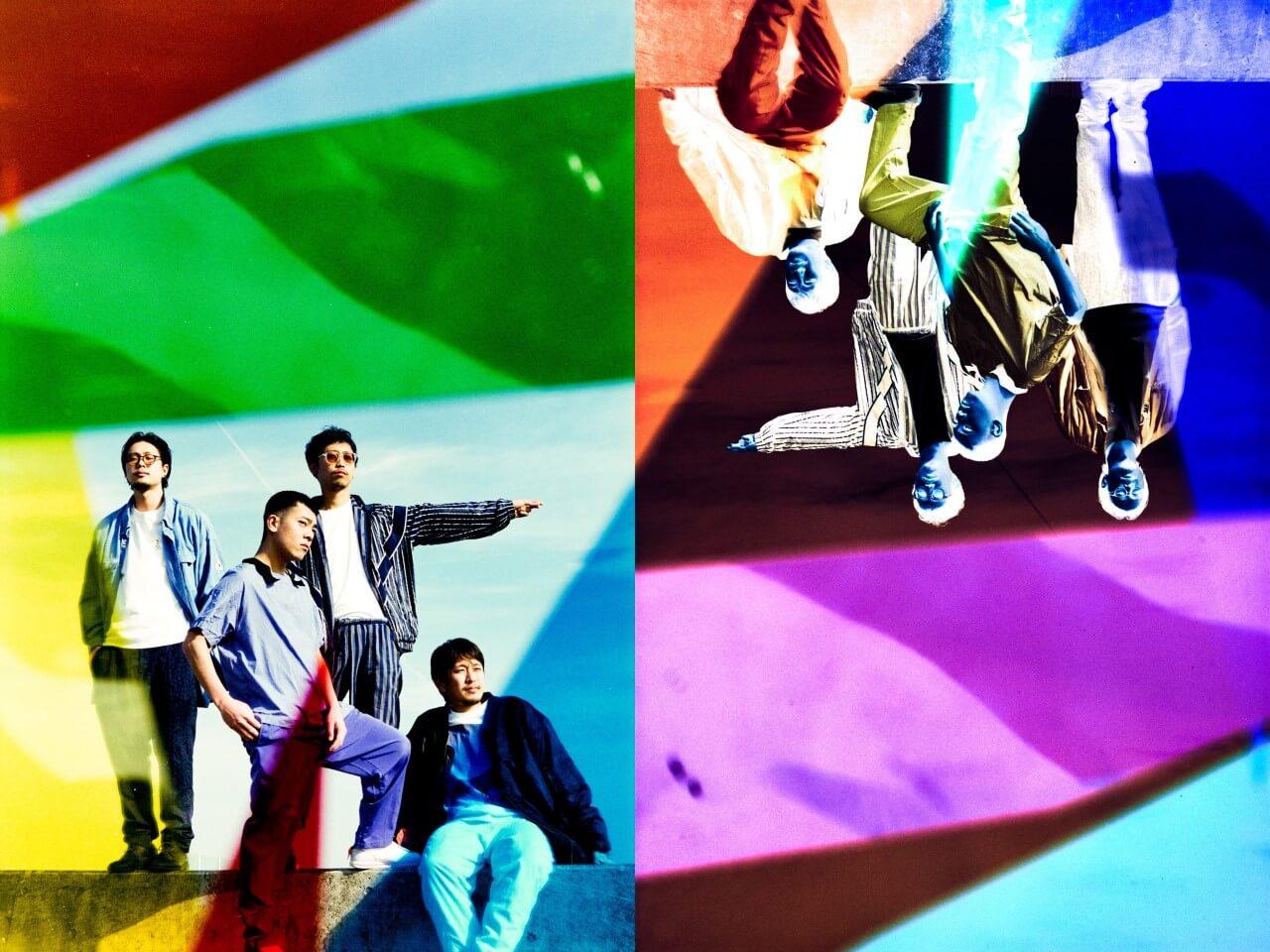 踊Foot Works ニューアルバム『GOKOH』と ニューシングル『KAMISAMA』の2枚組CDのリリースを発表サムネイル画像
