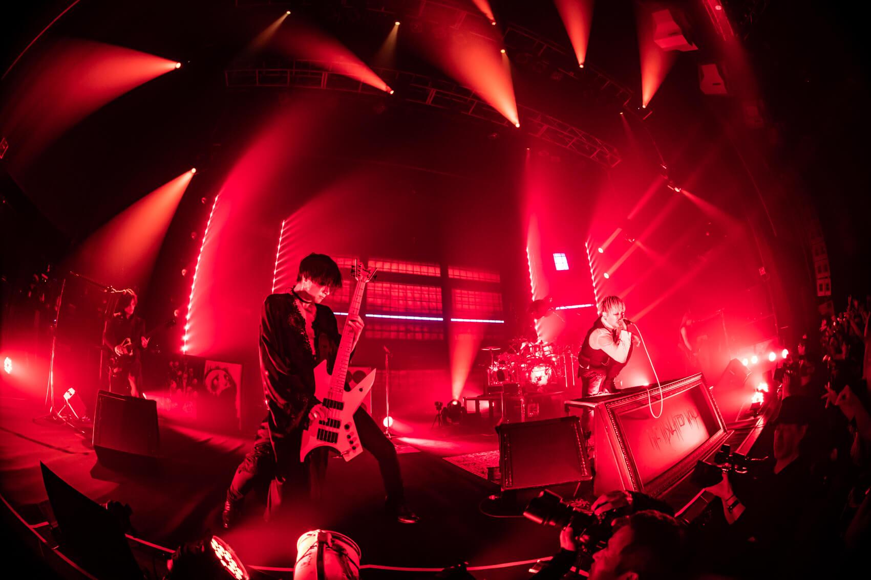 DIR EN GREY、30thシングルリリース&6カ国10公演のヨーロッパツアー開催