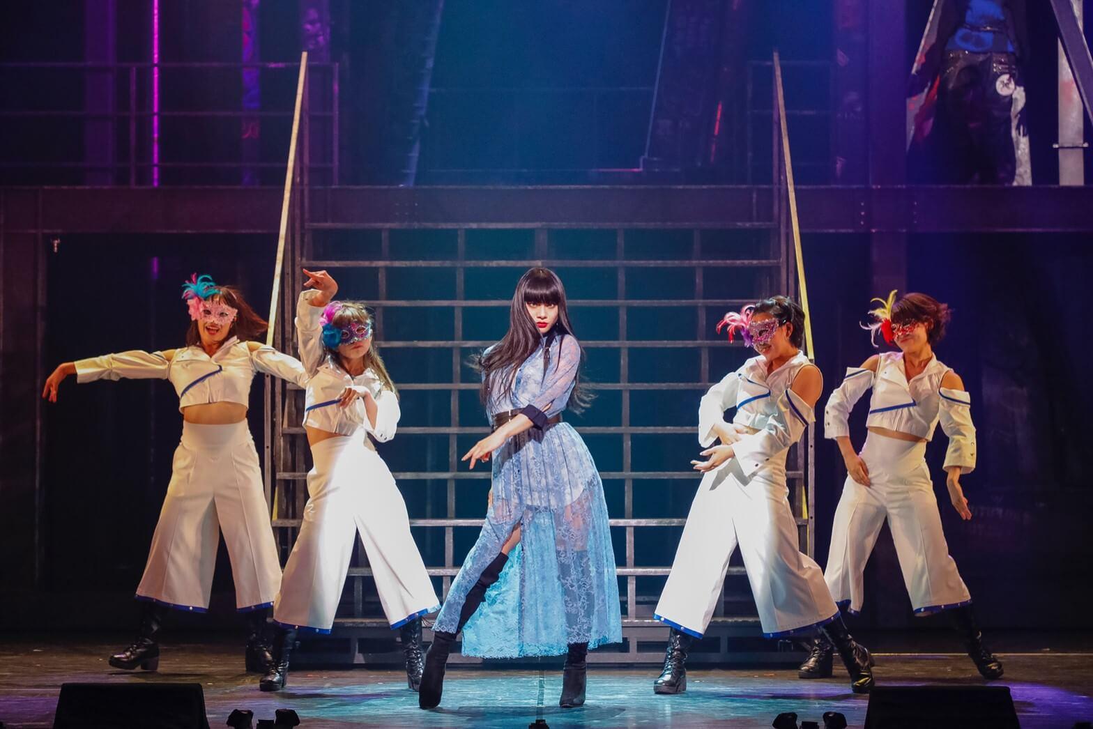 マドンナをも虜にする世界的ダンサーの仲万美、Rock Opera『R&J』のジュリエット役が話題