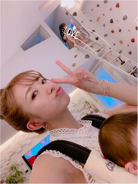 辻希美、ジェラピケ部屋着&メガネのリハーサル姿ショット公開「お気に入りです笑」