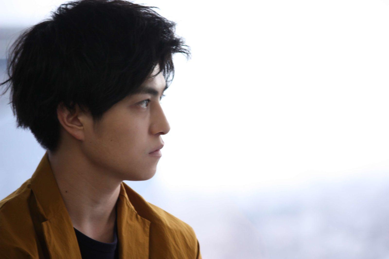ドラマ『向かいのバズる家族』で内田理央の弟を演じる那智、初出演ドラマとこれからについて語る画像99436