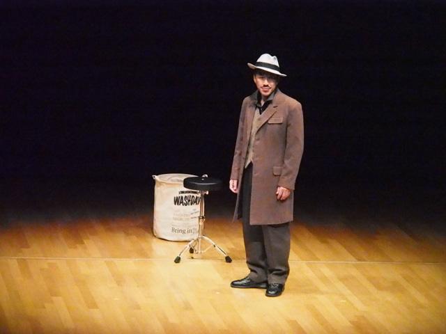 高山広・一人芝居・劇励『マイケル・ジャクソン~終わらないDの物語』目黒ブルースアレイで開催サムネイル画像