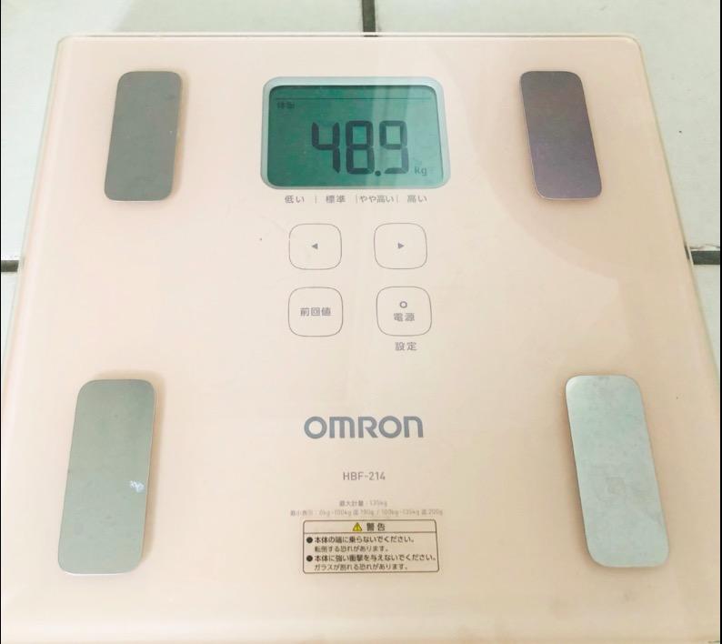 """hitomi、""""生活習慣を改め""""少しずつ減ってきた体重公開「半年前は…」"""