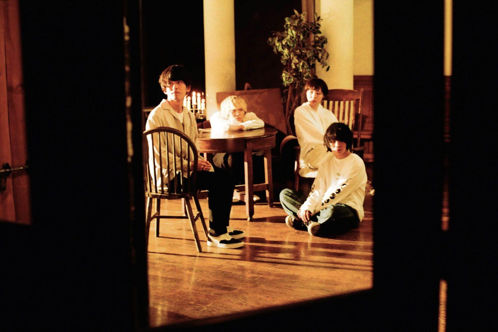 WALTZMORE、1st Mini Albumより「セカンドダンスの夜に」Music Video解禁サムネイル画像