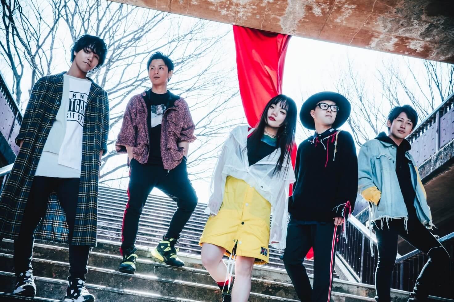 vivid undressが結成5周年の集大成に初の東名阪ワンマンツアー発表サムネイル画像