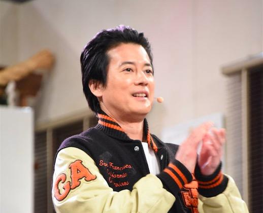 NEWS増田、唐沢寿明からの驚きの気遣いに感激「こんなカッコイイことする人います?」