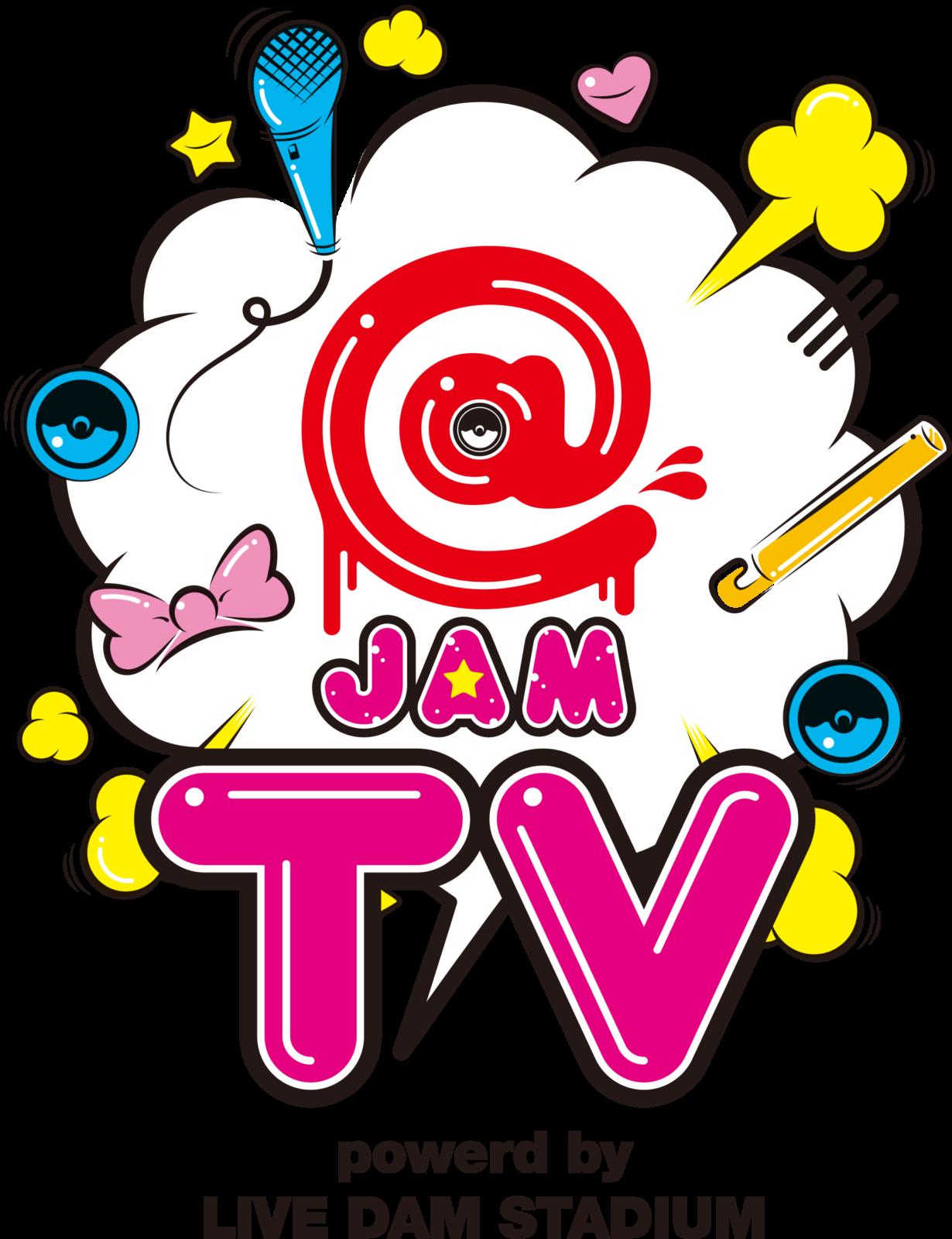 新番組「@JAM TV powerd by LIVE DAM STADIUM」放送決定サムネイル画像