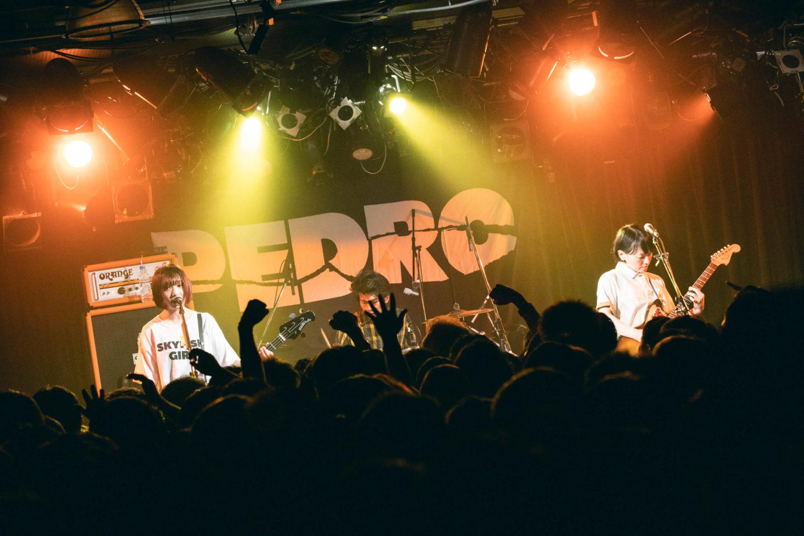 BiSHのアユニ・Dによるソロバンドプロジェクト「PEDRO」自身初となる全国ツアースタートサムネイル画像!