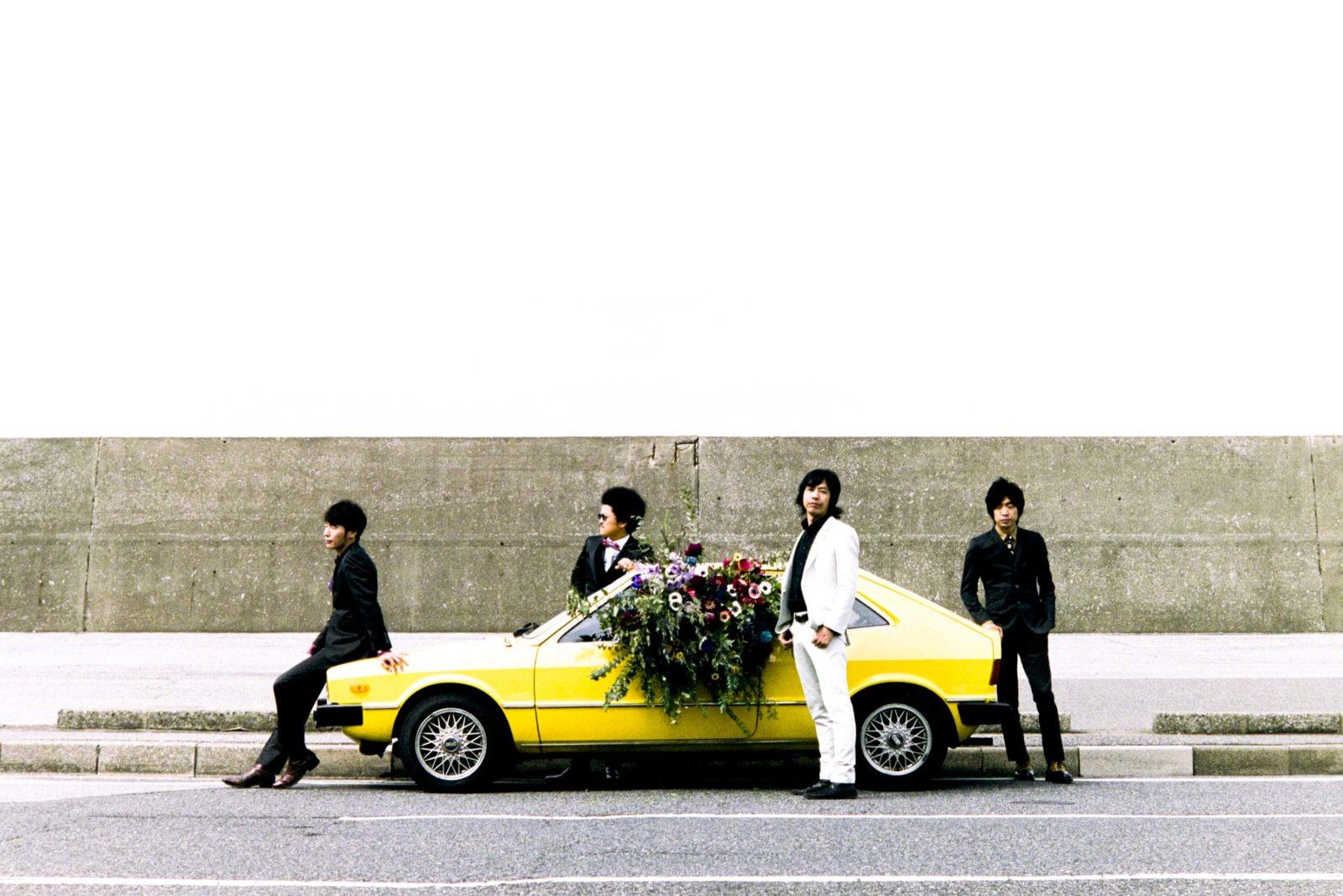 SCOOBIE DO、New Albumからタイトル曲を本日先行配信スタートサムネイル画像!