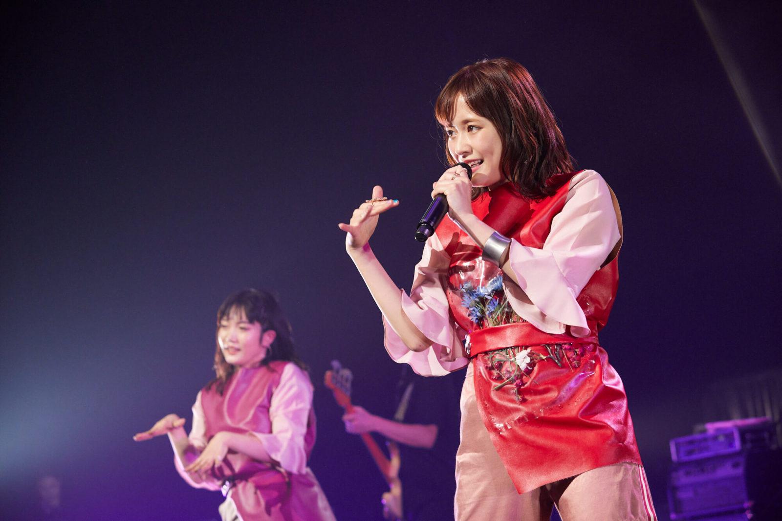 大原櫻子、ツアーファイナル公演の映像をGYAO!で7日間連続独占配信決定サムネイル画像