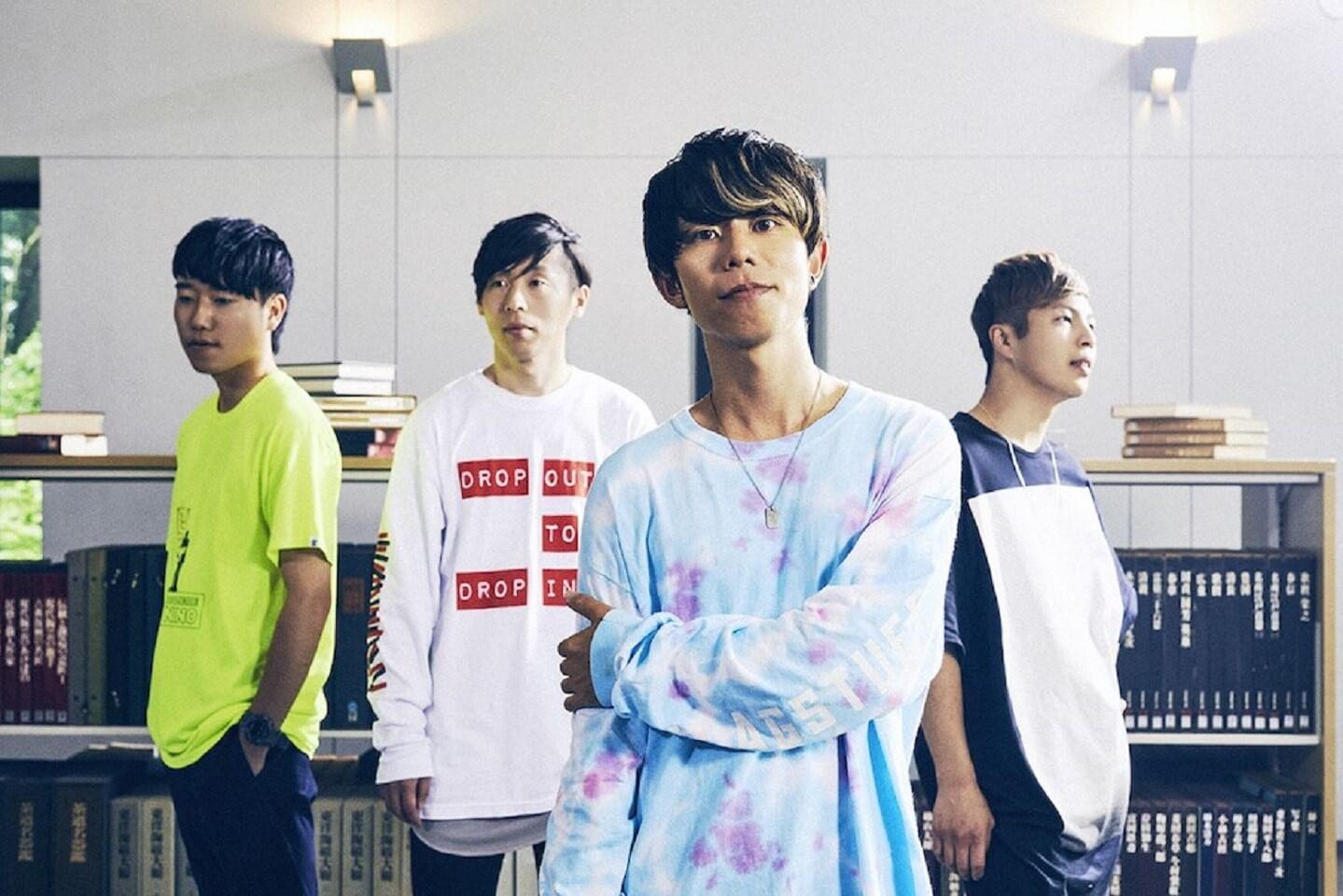 AIRFLIP、メジャーファーストフルアルバム『NEO-N』詳細を公開&アルバムレコ発ツアー決定サムネイル画像