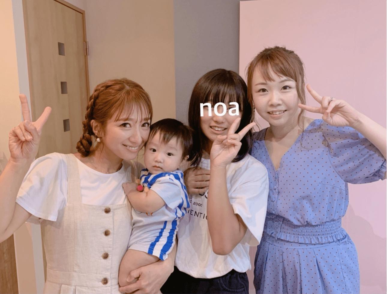 辻希美、長女&三男と人気YouTuber・あやなんとの4ショット公開「念願の…」サムネイル画像