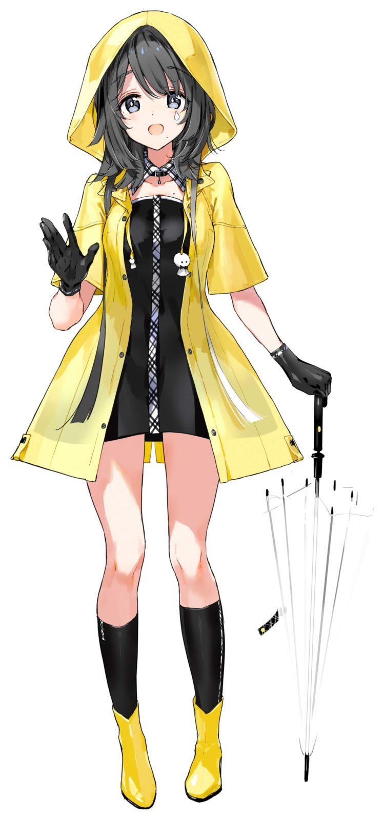 雨ヶ崎笑虹、シングル「Rain*2Bow」を発売「明日への応援歌です!」サムネイル画像