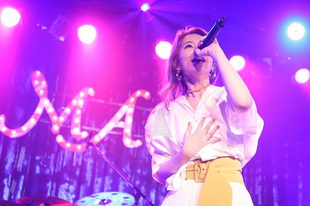 MACO、恵比寿リキッドライブでSONYMUSICへの移籍を発表&新曲「タイムリミット」がリリース決定サムネイル画像