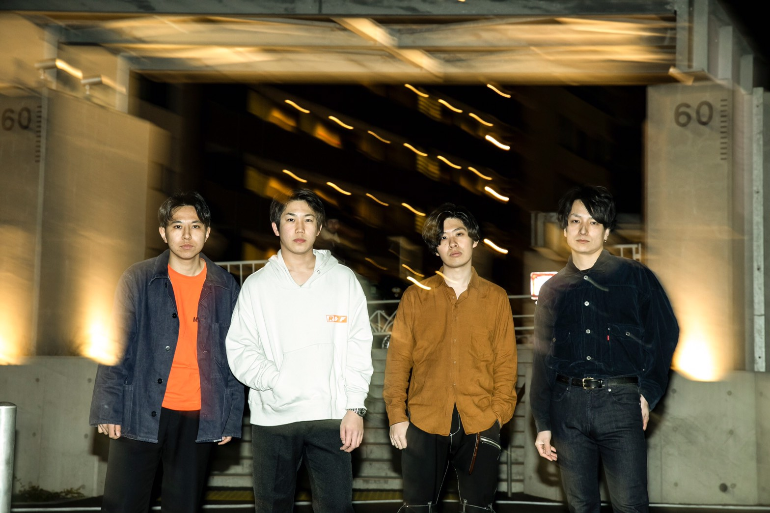 Rollo and Leaps、mini Album「ROADSIDE PLANET」リリースイベントの日程発表サムネイル画像