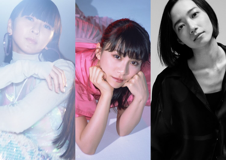 Perfume史上初の全国4大ドームツアーを発表