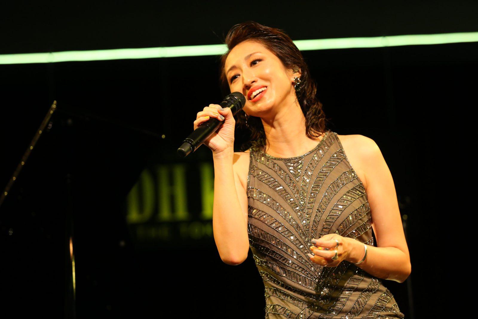 Ms.OOJA、NEW ALBUM『SHINE』発売当日に羽田空港でリリースライブを開催サムネイル画像