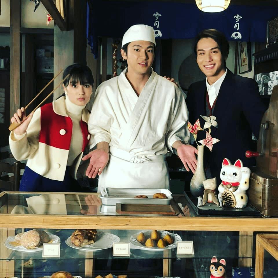 山田裕貴、広瀬すず&中川大志との『なつぞら』3ショットに反響「ほんとに店開いてほしい」