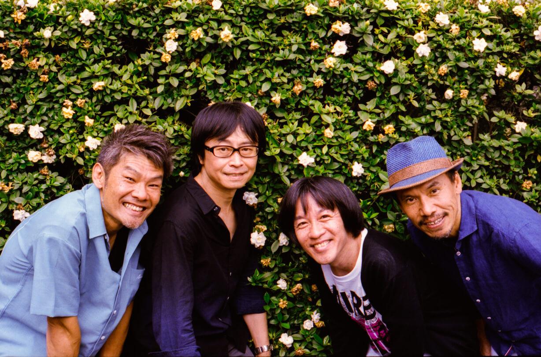 フラワーカンパニーズ、映画『台風家族』の主題歌を書き下ろしサムネイル画像