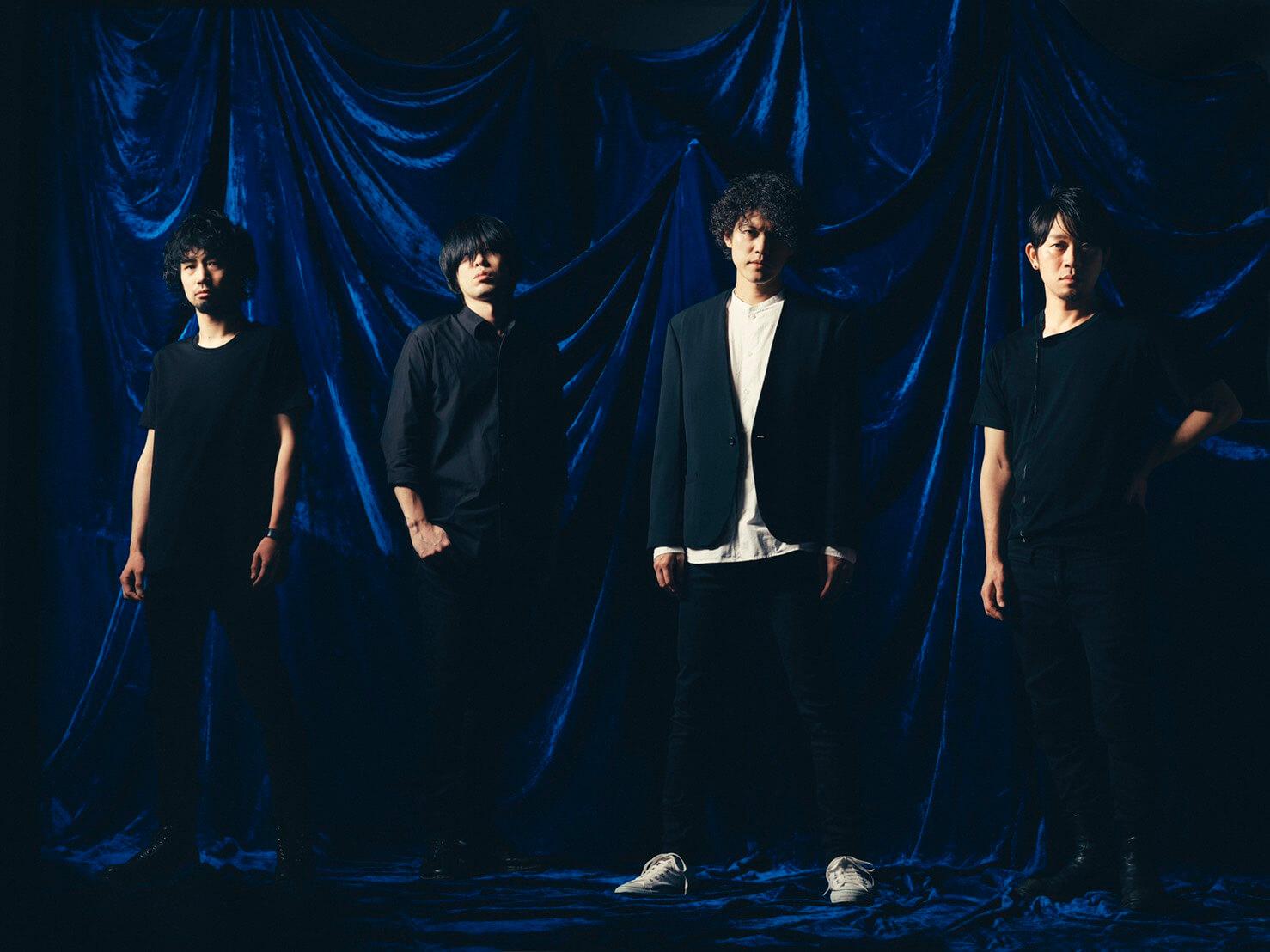 9mm Parabellum Bullet、8thアルバム「DEEP BLUE」をリリースサムネイル画像