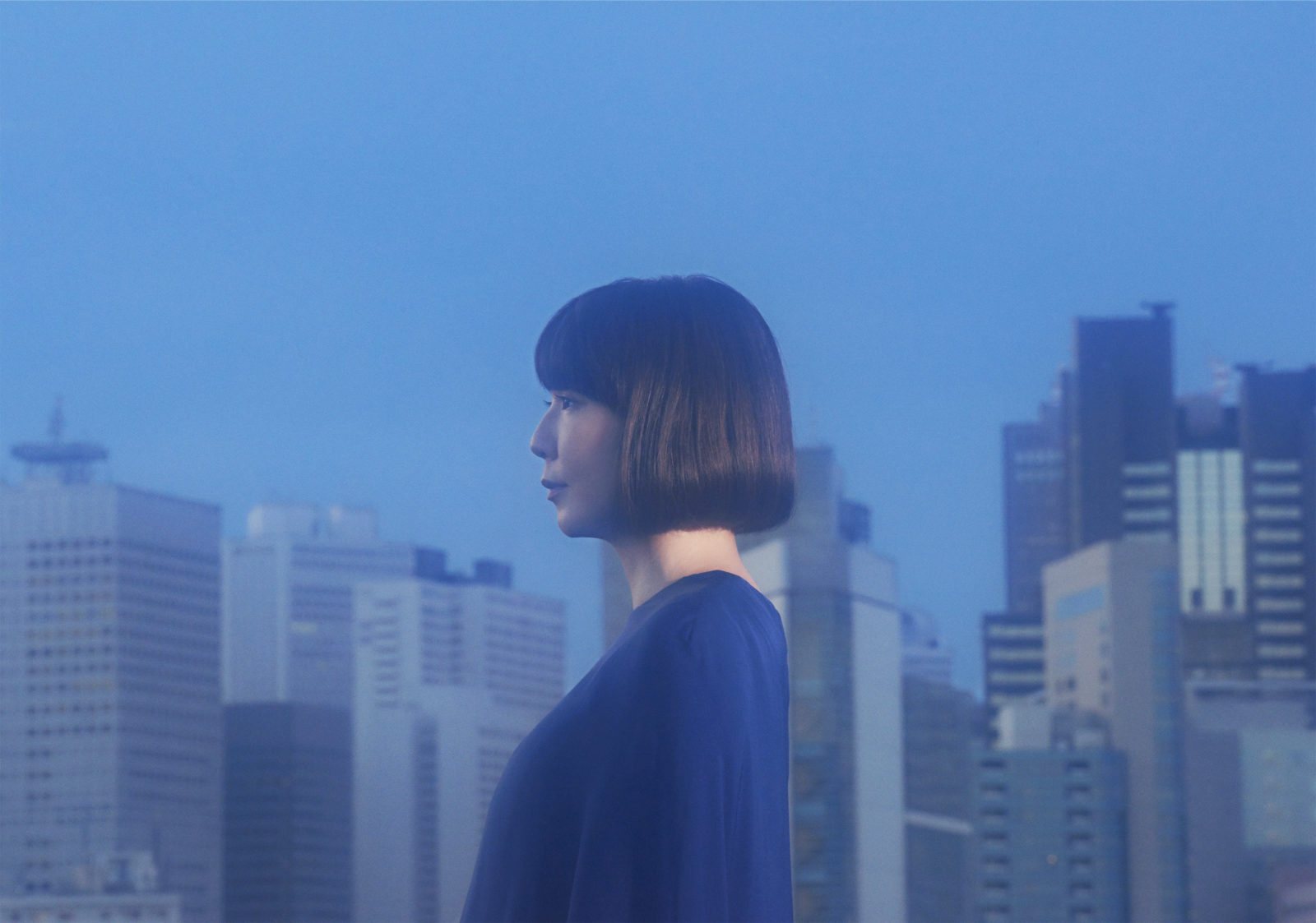 土岐麻子、NEWアルバム「PASSION BLUE」発売に先駆けて2週連続先行配信サムネイル画像!
