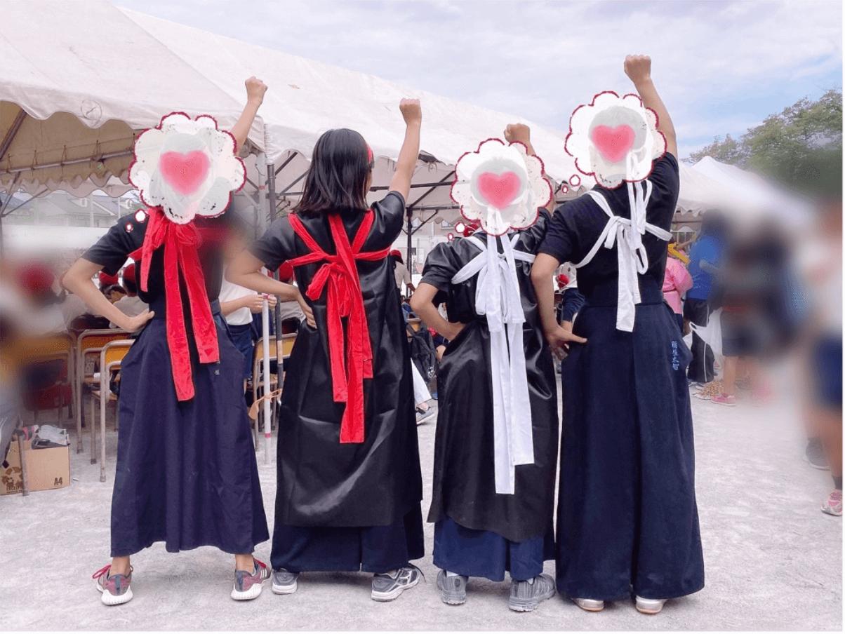 「本当に涙涙」辻希美、応援団長姿の長女と2ショット公開で「かっこ良過ぎました」