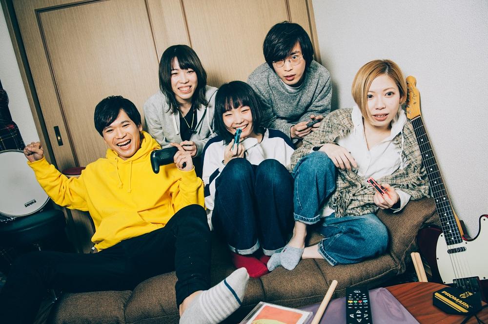 ネクライトーキー、2020年冬ソニーミュージックよりメジャーデビュー決定