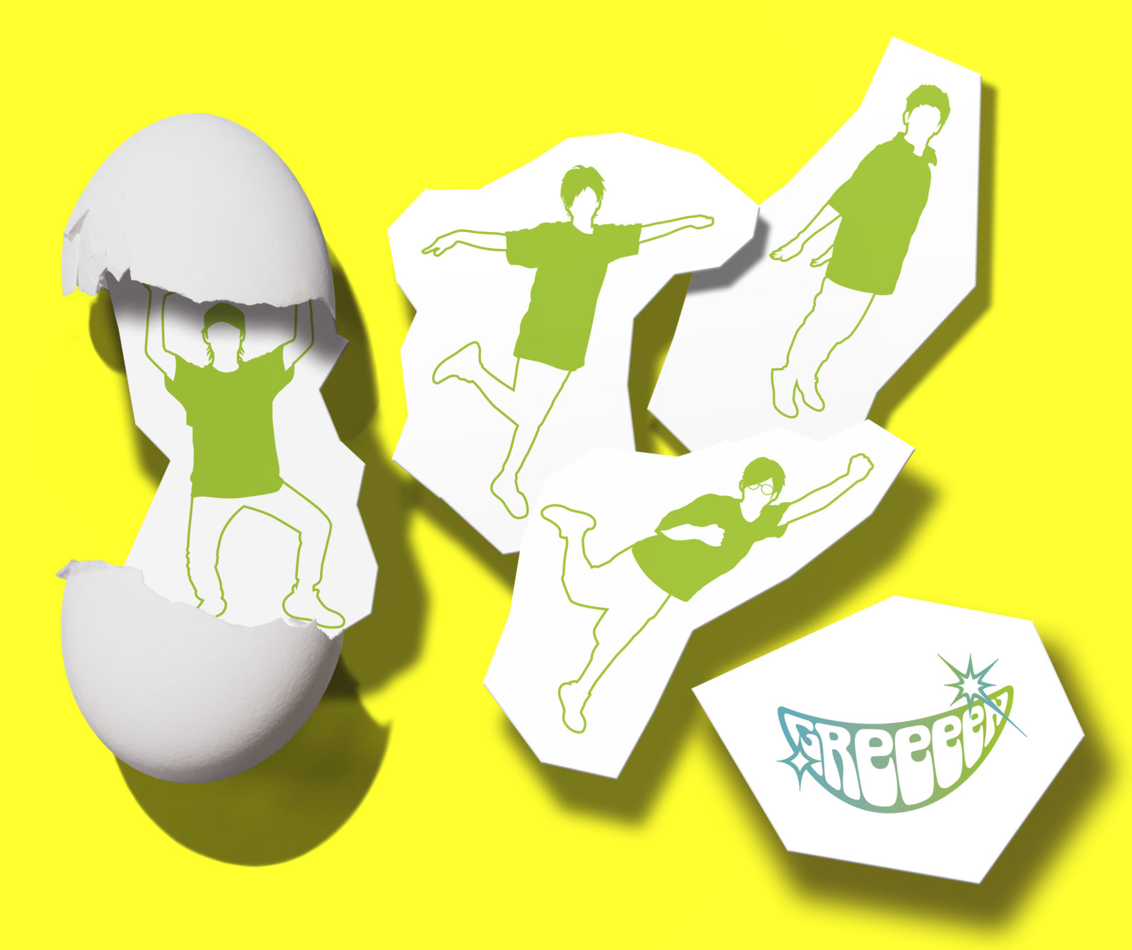 GReeeeNニューアルバム「第九」発売記念!全国のラジオ番組にコメント出演サムネイル画像