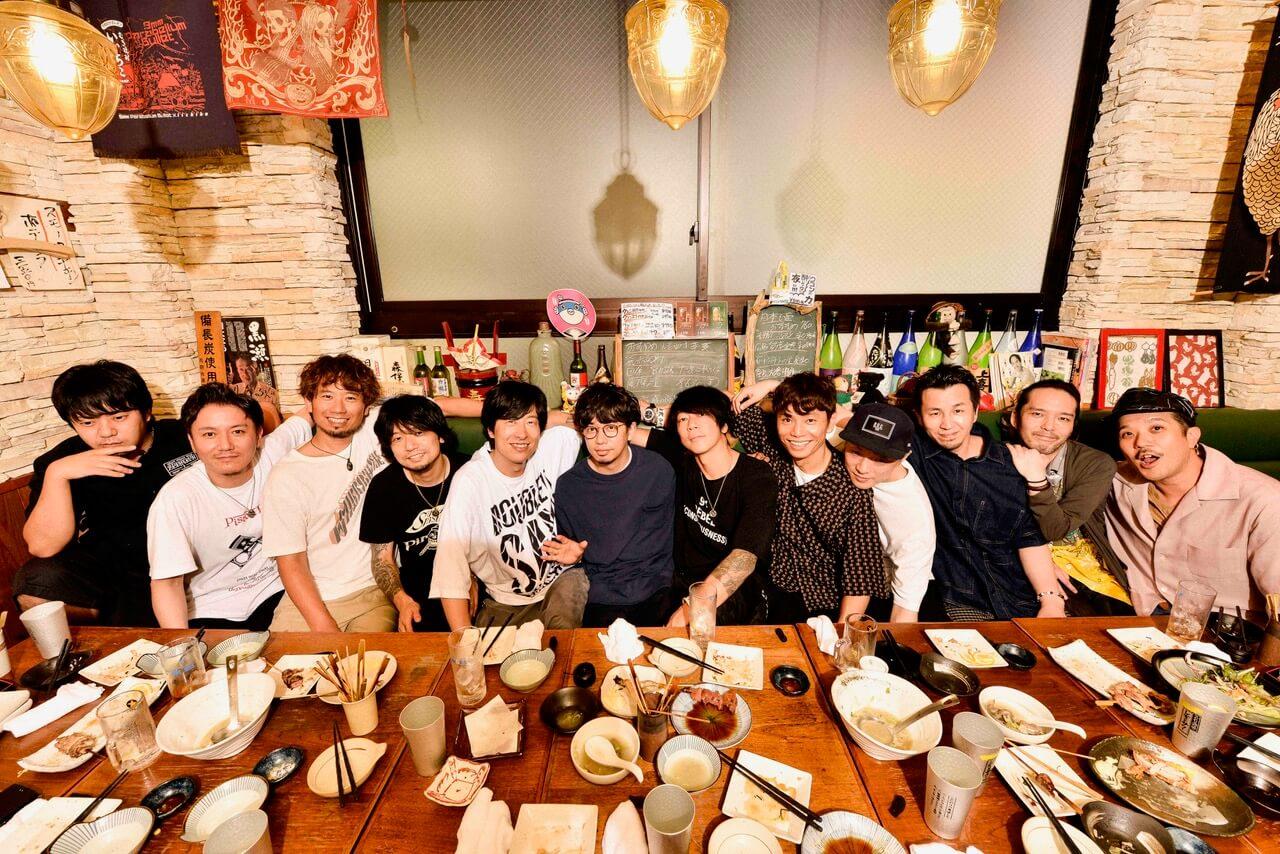 NANA-IRO ELECTRIC TOUR 2019出演者決起集会&コメント映像公開サムネイル画像
