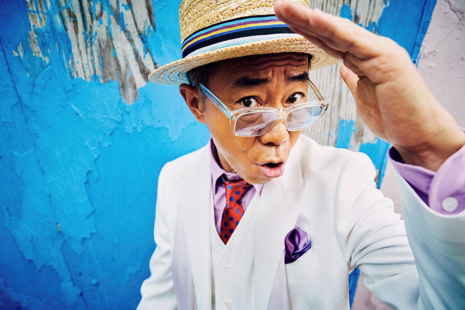 木梨憲武、キャリア初、ソロ・アーティストとしてユニバーサルミュージックよりリリース決定サムネイル画像