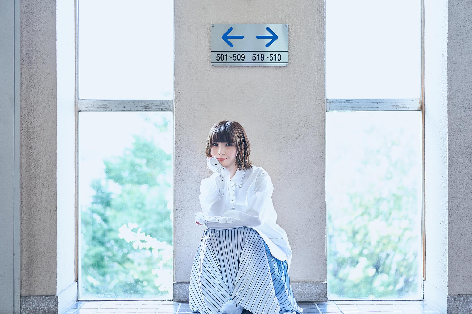 蒼山幸子(ex.ねごと)ソロ活動のオフィシャルHP&アーティスト写真を公開
