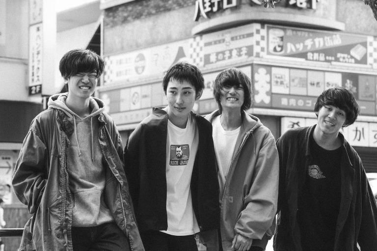 ハルカミライ、New Single「PEAK'D YELLOW」発売決定サムネイル画像