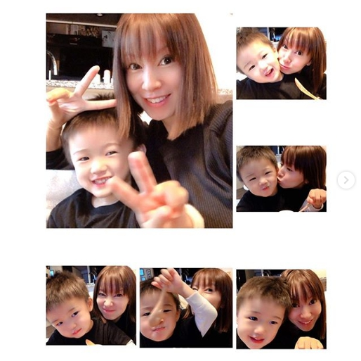 鈴木亜美、長男との2ショットとともに第2子の妊娠報告「温かく見守っていただけたら…」サムネイル画像