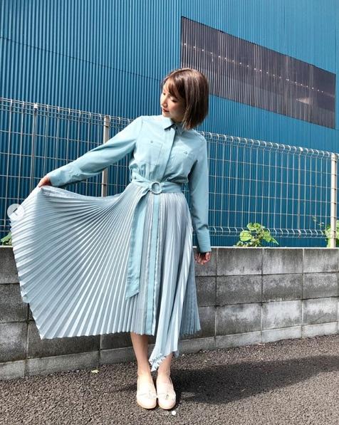 後藤真希、爽やかなワンピースショット公開で「超絶綺麗」「おめめキラキラ」の声