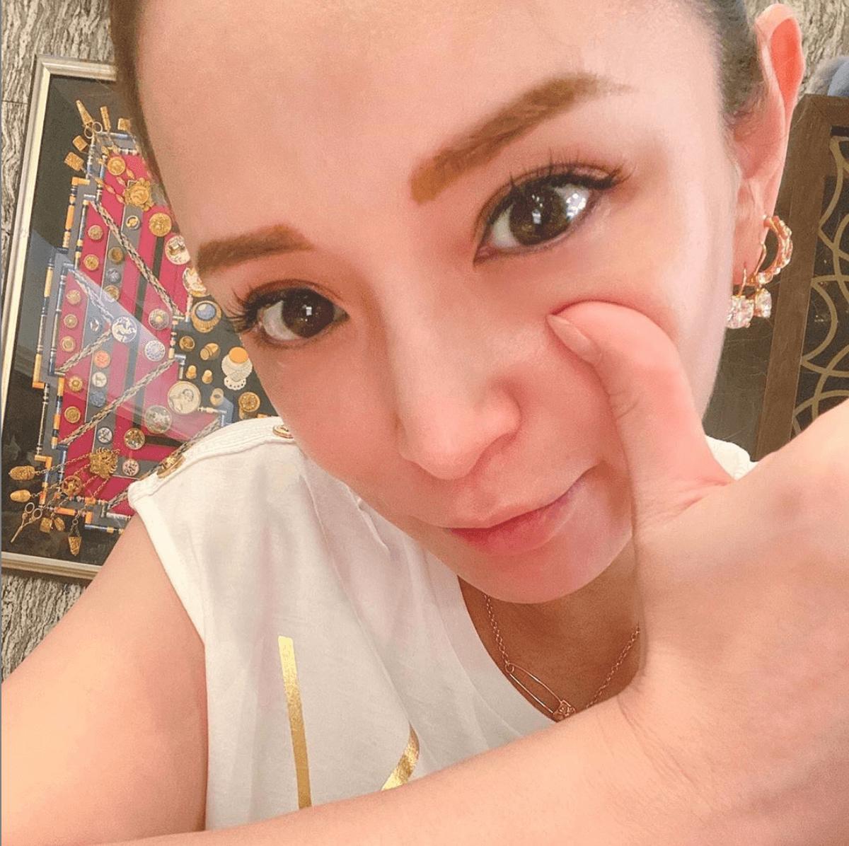 画像出典:浜崎あゆみオフィシャルInstagramより